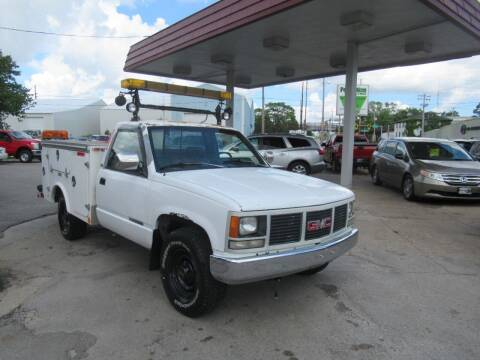 1993 GMC Sierra 2500 for sale at Perfection Auto Detailing & Wheels in Bloomington IL