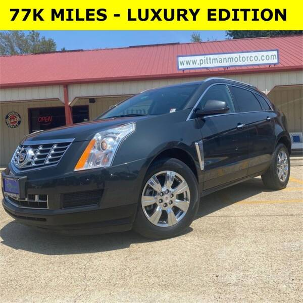 2015 Cadillac SRX for sale at PITTMAN MOTOR CO in Lindale TX