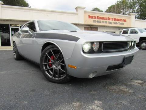 2009 Dodge Challenger for sale at North Georgia Auto Brokers in Snellville GA