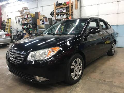 2009 Hyundai Elantra for sale at 611 CAR CONNECTION in Hatboro PA