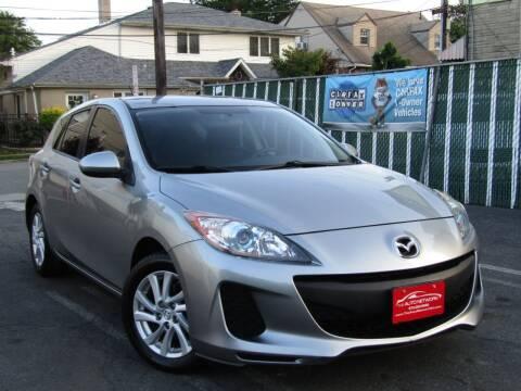 2012 Mazda MAZDA3 for sale at The Auto Network in Lodi NJ
