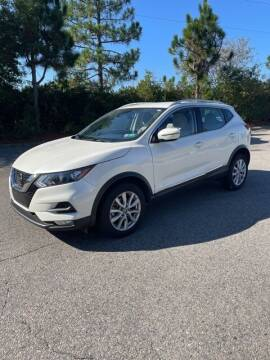 2020 Nissan Rogue Sport for sale at PHIL SMITH AUTOMOTIVE GROUP - Pinehurst Nissan Kia in Southern Pines NC