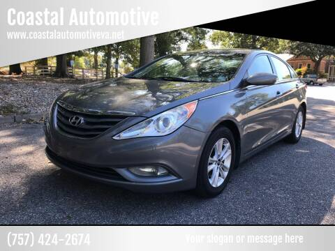 2013 Hyundai Sonata for sale at Coastal Automotive in Virginia Beach VA