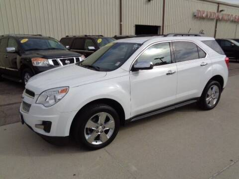 2014 Chevrolet Equinox for sale at De Anda Auto Sales in Storm Lake IA