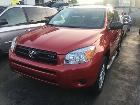 2008 Toyota RAV4 for sale at Jeff Auto Sales INC in Chicago IL