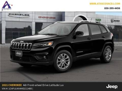 2021 Jeep Cherokee for sale at ATASCOSA CHRYSLER DODGE JEEP RAM in Pleasanton TX