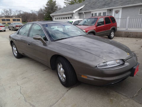 1999 Oldsmobile Aurora for sale at John's Auto Sales in Council Bluffs IA