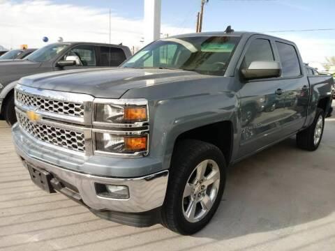2015 Chevrolet Silverado 1500 for sale at Hugo Motors INC in El Paso TX