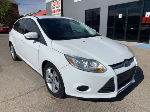 2014 Ford Focus for sale at Legend Auto Sales in El Paso TX