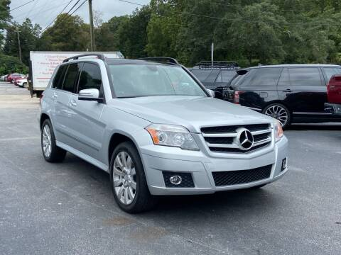 2012 Mercedes-Benz GLK for sale at Luxury Auto Innovations in Flowery Branch GA
