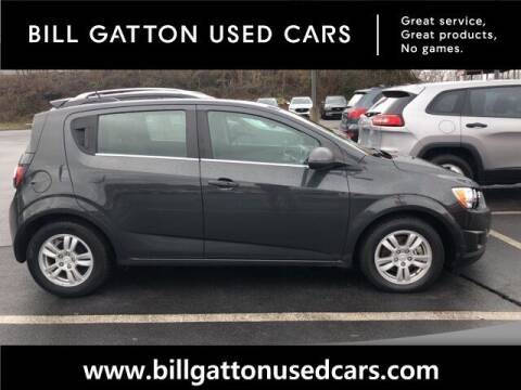 2015 Chevrolet Sonic for sale at Bill Gatton Used Cars in Johnson City TN