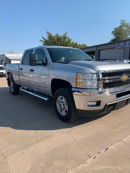 2011 Chevrolet Silverado 2500HD for sale at BARROW MOTORS in Caddo Mills TX