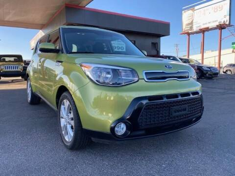 2016 Kia Soul for sale at JQ Motorsports East in Tucson AZ