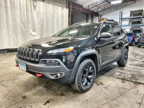 2016 Jeep Cherokee for sale at Waconia Auto Detail in Waconia MN