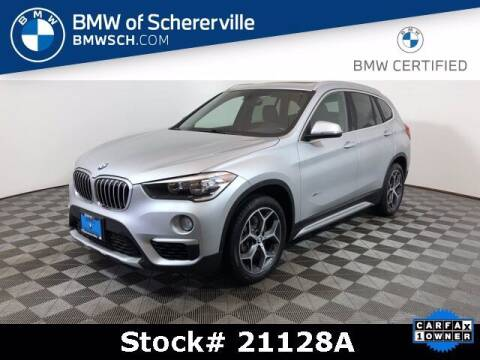 2018 BMW X1 for sale at BMW of Schererville in Shererville IN
