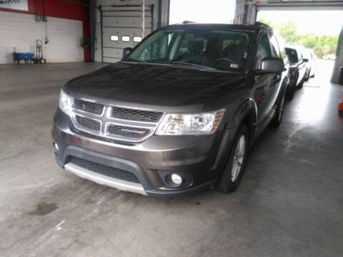 2016 Dodge Journey for sale at Smart Chevrolet in Madison NC