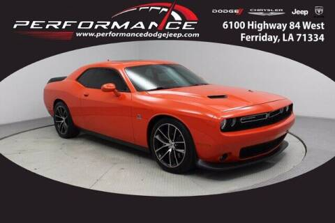2018 Dodge Challenger for sale at Auto Group South - Performance Dodge Chrysler Jeep in Ferriday LA