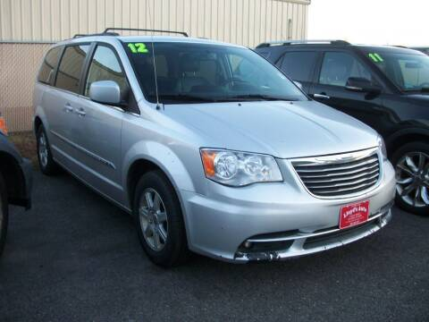 2012 Chrysler Town and Country for sale at Lloyds Auto Sales & SVC in Sanford ME