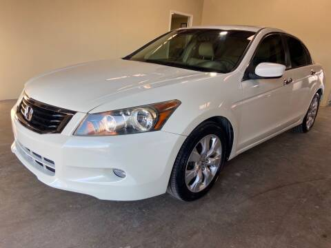2008 Honda Accord for sale at Safe Trip Auto Sales in Dallas TX