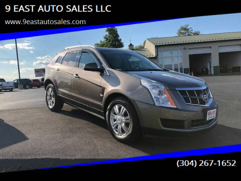 2012 Cadillac SRX for sale at 9 EAST AUTO SALES LLC in Martinsburg WV