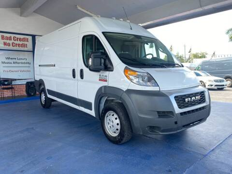 2017 RAM ProMaster Cargo for sale at ELITE AUTO WORLD in Fort Lauderdale FL