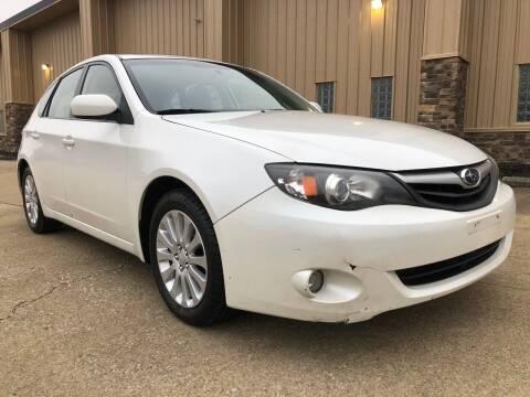 2011 Subaru Impreza for sale at Prime Auto Sales in Uniontown OH