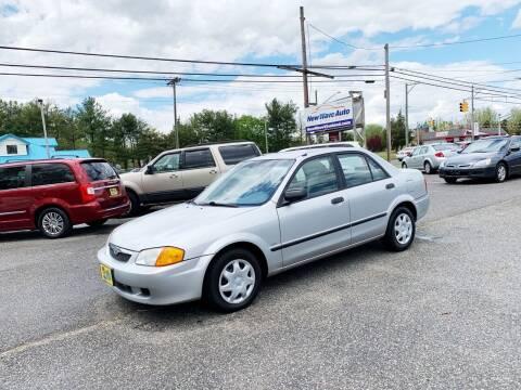 1999 Mazda Protege for sale at New Wave Auto of Vineland in Vineland NJ