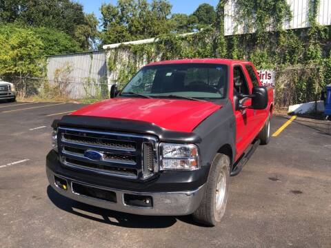 2002 Ford F-250 Super Duty for sale at 4 Girls Auto Sales in Houston TX