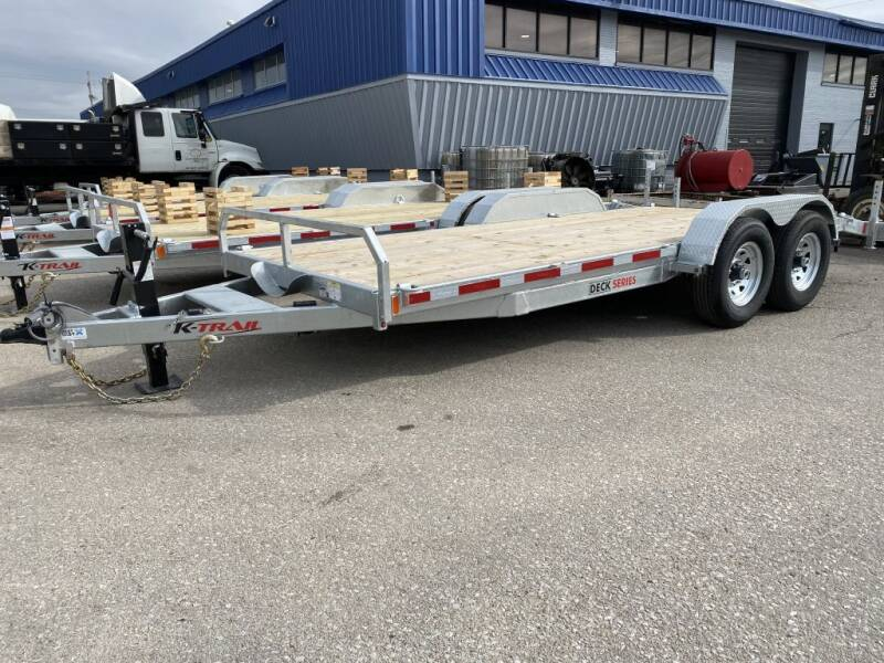 2020 K-TRAIL CAR HAULCH18-14 for sale at HATCHER MOBILE SERVICES & SALES in Omaha NE