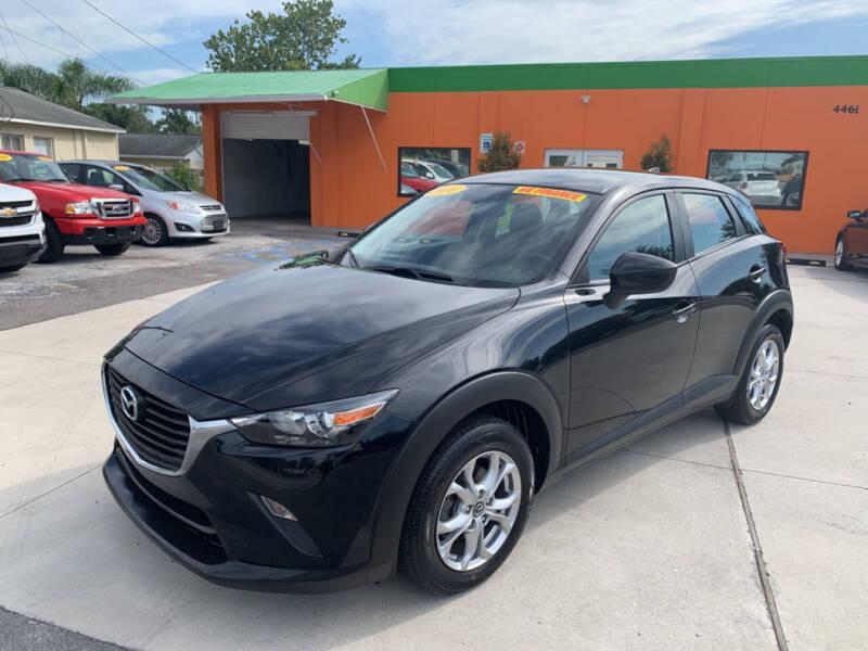 2016 Mazda CX-3 for sale at Galaxy Auto Service, Inc. in Orlando FL
