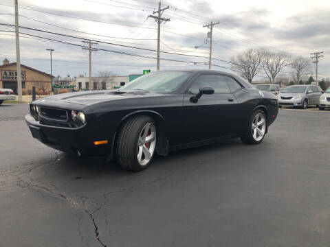 2008 Dodge Challenger for sale at Thunder Auto Sales in Springfield IL
