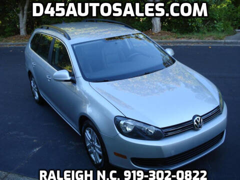 2013 Volkswagen Jetta for sale at D45 Auto Brokers in Raleigh NC