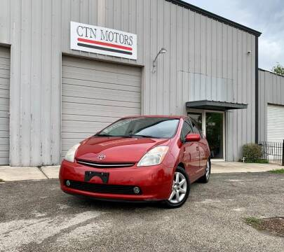 2009 Toyota Prius for sale at CTN MOTORS in Houston TX