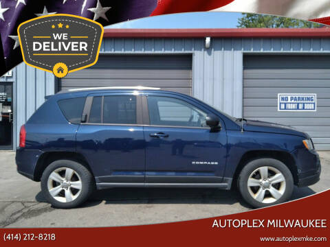 2012 Jeep Compass for sale at Autoplexmkewi in Milwaukee WI