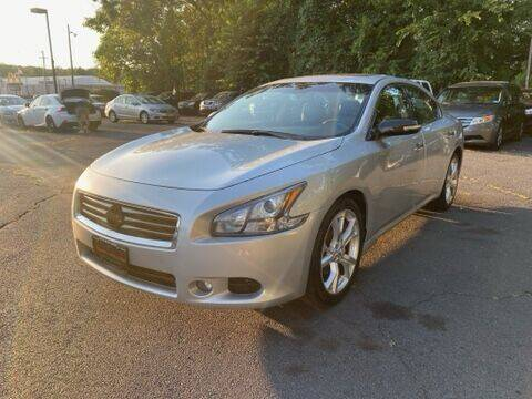 2012 Nissan Maxima for sale at Bloomingdale Auto Group in Bloomingdale NJ