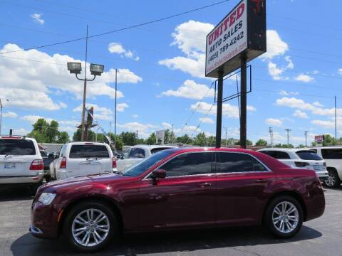 2018 Chrysler 300 for sale at United Auto Sales in Oklahoma City OK