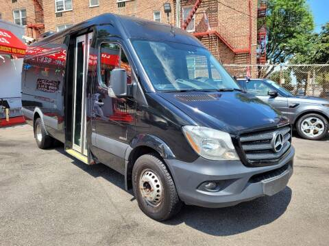 2015 Mercedes-Benz Sprinter Cab Chassis for sale at LIBERTY AUTOLAND INC in Jamaica NY