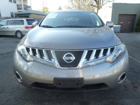 2010 Nissan Murano for sale at Wheels and Deals in Springfield MA