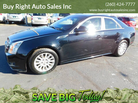 2013 Cadillac CTS for sale at Buy Right Auto Sales Inc in Fort Wayne IN