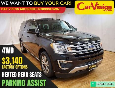 2018 Ford Expedition MAX for sale at Car Vision Mitsubishi Norristown in Trooper PA