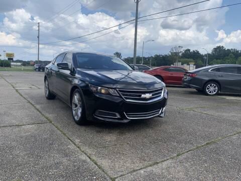 2015 Chevrolet Impala for sale at Exit 1 Auto in Mobile AL