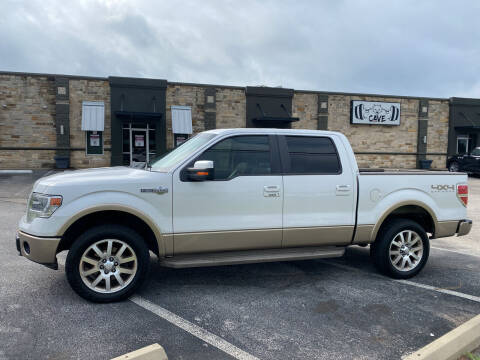 2014 Ford F-150 for sale at Preferred Auto Sales in Tyler TX