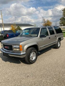 1999 GMC Suburban for sale at Hines Auto Sales in Marlette MI