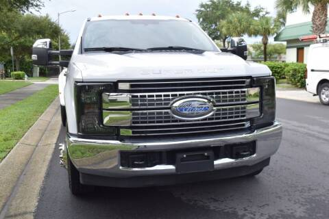 2017 Ford F-350 Super Duty for sale at Monaco Motor Group in Orlando FL