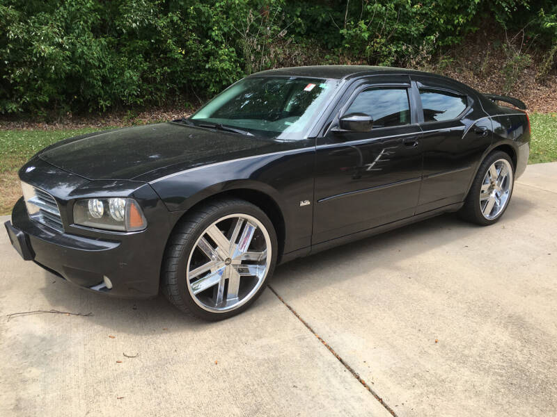 2010 Dodge Charger for sale at Tim Harrold Auto Sales in Wilkesboro NC