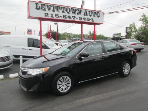 2014 Toyota Camry for sale at Levittown Auto in Levittown PA