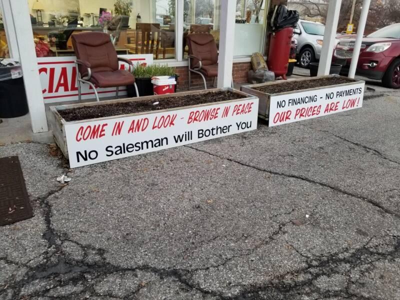 2013 Kia Rio for sale at AA Auto Sales LLC in Columbia MO