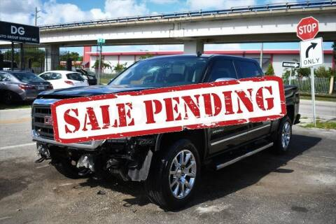 2014 GMC Sierra 1500 for sale at STS Automotive - Miami, FL in Miami FL