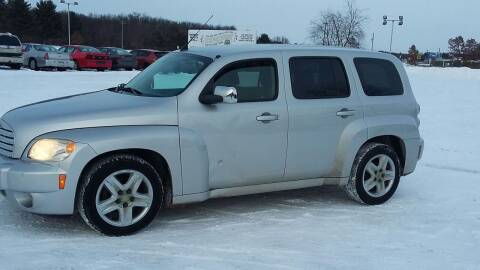 2010 Chevrolet HHR for sale at Expressway Auto Auction in Howard City MI