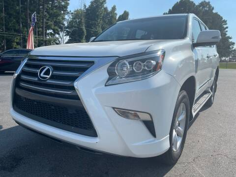 2015 Lexus GX 460 for sale at Airbase Auto Sales in Cabot AR